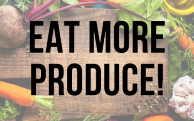 Eat More Produce!